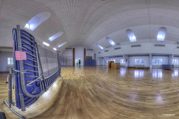 Turnhalle Sasel-Haus 2020