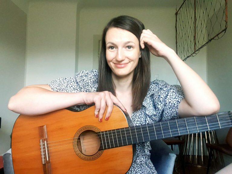 Juliane Giese - Musikpädagogin