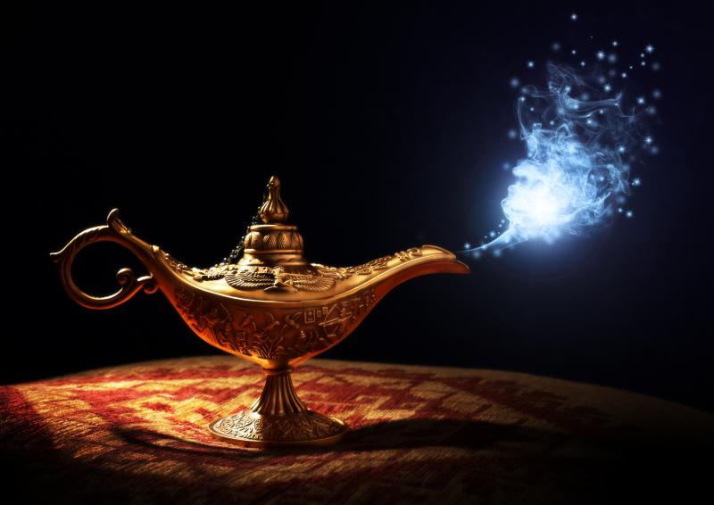 Klassik ist klasse: Aladdins drøm