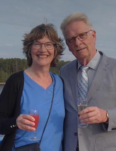 Birgit und Wolfgang Kraft